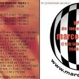 Radioshow - Die lange Nacht des Marcos López - Fritz (orb) - Teil 1 von 4