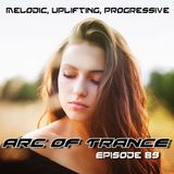 ARC OF TRANCE EP 89