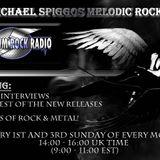The Michael Spiggos Melodic Rock Show 07.06.2015