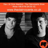The Clairvoyants - Rinse FM Show w/ Dax J & Chris Stanford (EarToGround) (04.02.12)