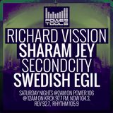 Powertools Mixshow - Episode 7-29-17 Ft: Richard Vission, Sharam Jey, SecondCity, & Swedish Egil