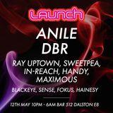 DBR & Fokus Launch promo mix.