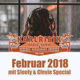 KarlribikRadioShow - Februar2018