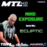 MTL366 : Mind Exposure & guest ECLIPTIC | #GEN3