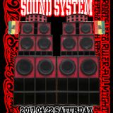 BLACK LIBERATION SOUND SYSTEM at ERA Shimokitazawa 2017.04.22