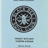 Black Bee Soul Club Second Anniversary (mix)