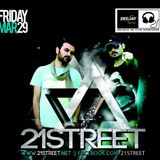 21street @ Indonesian Tour 2013 [Live Set]