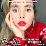 Tommy Bits Present - Bits Sessions Episode 018 [Year MIx Part 1] 2017
