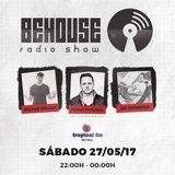 #2 BEHOUSE Radio Show - DJ Pablo Pascoal  (27/05/17)