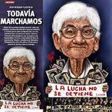 Otro 10 de diciembre donde  la Verdad y la Justicia siguen siendo ciudadanos de segunda.