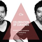 Celebration of Curation 2013 #Tokyo: WOMB presents DJ Sodeyama