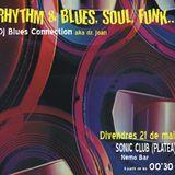 45's Live DJ Set, DJ Doctor Joan on Classic R&B, Early R'n'R, Soul... (20 tracks, 46 minutes)