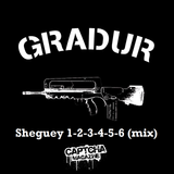 Gradur - Sheguey 1-2-3-4-5-6 (mix)