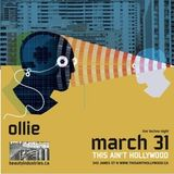 Ollie live mix at HiLo March 21st 2012