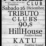 001 Portales Club 16 Diciembre 2017 Tributo Club,s 90,s Primera Parte