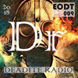 Deadite Radio - End of Days Transmission 009 (Live on Facebook - Recorded 09/24/18)