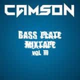 Camson - Bass Plate Mixtape (Volume III)