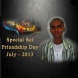 Steffano Moraes - Set of Friendship Day - July 2013