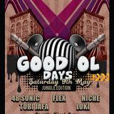 NIche live set 'Good ol days' Jungle edition May 9th 2015 _Ginger  Minx, Mt Eden, NZ
