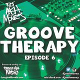 """Boogie Hill Radio presents """"Groove Therapy""""  with Dj AAsH Money - Episode 6"""