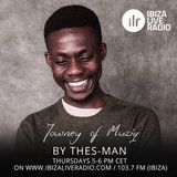 DJ Thes-Man - Journey Of Muziq Show #173