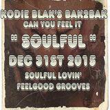 Kodie Blak's Bak2Bak Can You Feel It Soulful Dec 31st 2015