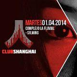 Nico Maseda @ Club Shanghai