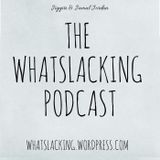 The Whatslacking Podcast Ep. 13, Pt. 1: MLB Playoffs Special