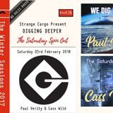 WE DIG DEEPER #Cassette Thirty Six (Loungevity Present Special 2/2) ft;- Paul Verity & Cass Wild