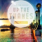 Hit The Decks 'Up The Thames' - White Label