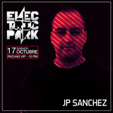 JP Sanchez @ Electric Park 17.10.2015