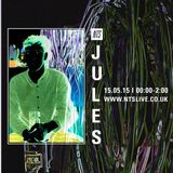 Jules - 15th May 2015