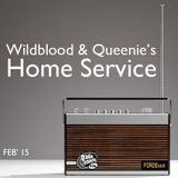Wildblood + Queenie's Home Service on Radio Reverb Feb 2015