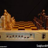 Dj Chess with Kosmic Move 1