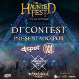 HAUNTED FEST SET DJ CONTEST - BOUNCE BROZ
