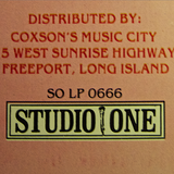 Studio one selection