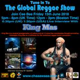 Cee Bee Global Reggae Show 101 15-06-2018