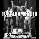 Turbulence - Top Albums 2016 -