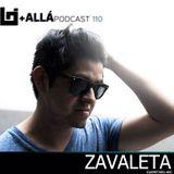 B+allá Podcast 110 Zavaleta