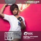 #SpecialDeliveryShow - 24th August 2017, K'Adu & Rashelle Blue
