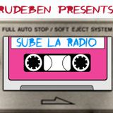 Rudeben Presents Sube La Radio