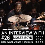 Jazz Standard: MOBO Award winning Moses Boyd
