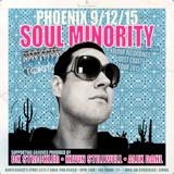 DK STRICKLER (Closing Set) - SOUL MINORITY West Coast Tour 2015 - PHX, AZ 9/12/15 - Recorded Live