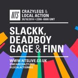 NTS Radio: Crazylegs & Local Action (30/10/14)