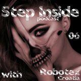 Step Inside Podcast #06 with: Robotex (Croatia)