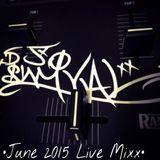 Dj Swival June 2015 Live mixx