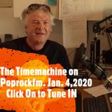 The Timemachine poprockfm januari 4 2020