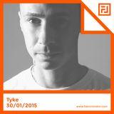 Tyke - FABRICLIVE x Playaz Mix (Jan 2015)
