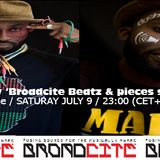 T Roy - Broadcite Beats & Pieces Show on Blue Raccoon Fm