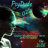 The Dude - PsyDude025